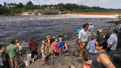 A river in the balance (editorial)