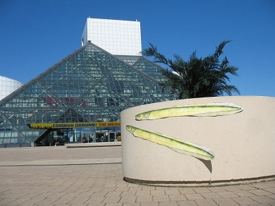 ELVER LIVES at Cleveland Rock Hall