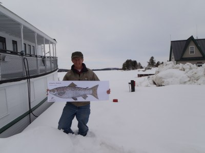 Mark at Moosehead Lake 2