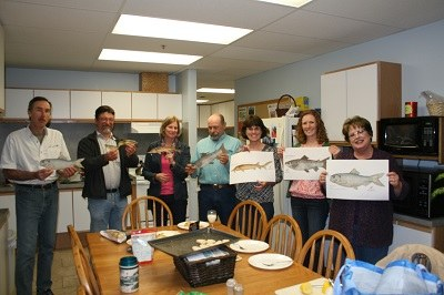 USFWS New York Field Office is stop over for migratory fishes
