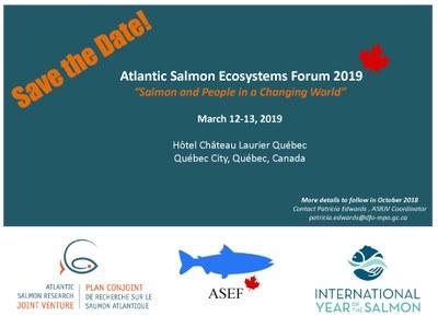 2019 Salmon Forum Flyer