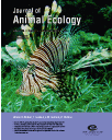 NALCC-supported research published in Journal of Animal Ecology
