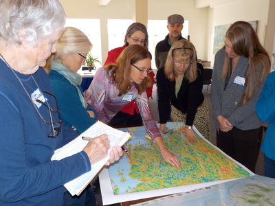 Climate data expands conservation horizons for Maine partnership