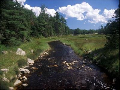Northeast aquatic habitat map now crosses Canadian border