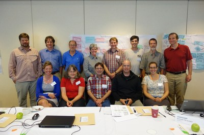 States join forces to (flow) chart a course for regional conservation