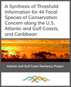 Thresholds Table for Coastal Species and Habitats