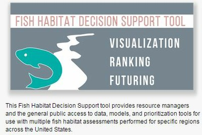 Decision Support Tool to Assess Aquatic Habitats and Threats in North Atlantic Watersheds and Estuaries