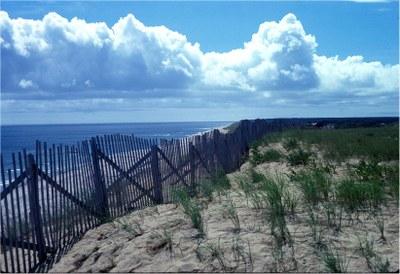 Back page: Cape Cod National Seashore
