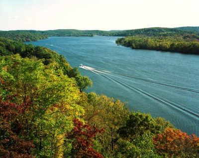 Extra: View of CT River from Gillette Castle