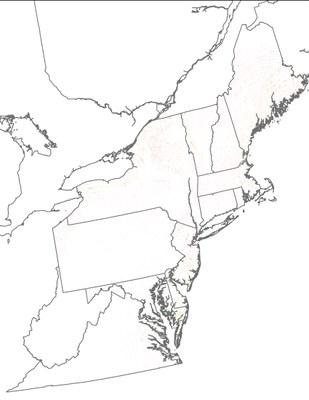 Landscape Capability for Marsh Wren, Version 2.0, Northeast