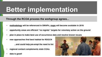 RCOA Better Implementation