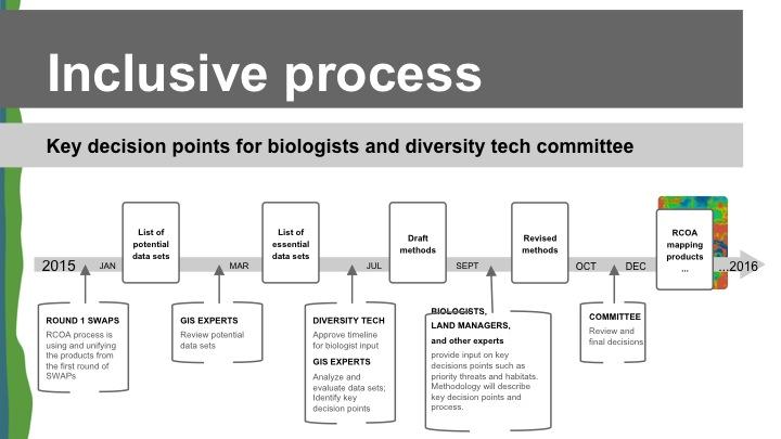 RCOA Inclusive Process