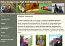Maine Cooperative Fish and Wildlife Research Unit
