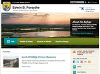 U.S. Fish and Wildlife Service Edwin B. Forsythe National Wildlife Refuge